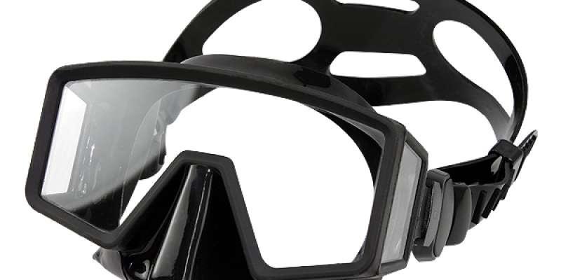 Aquatec MK-355 női búvárszemüveg