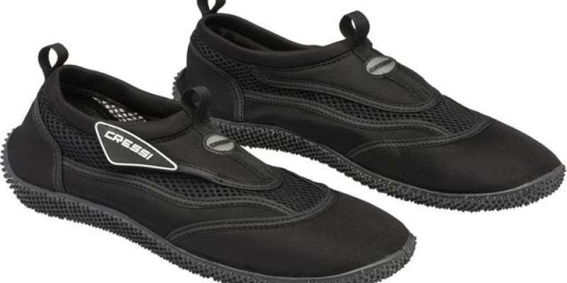 Cressi Reef fekete strandcipő, vízi cipő