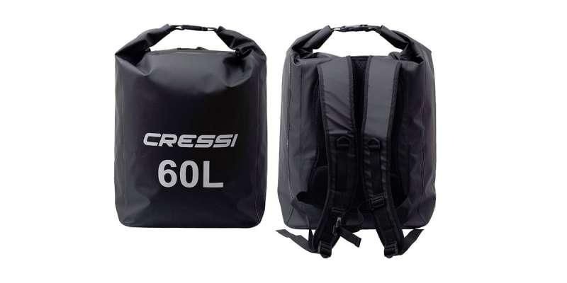 Cressi száraz hátizsák leírása