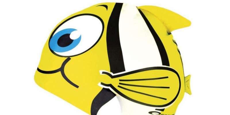 Spokey halacskás gyerek úszósapka