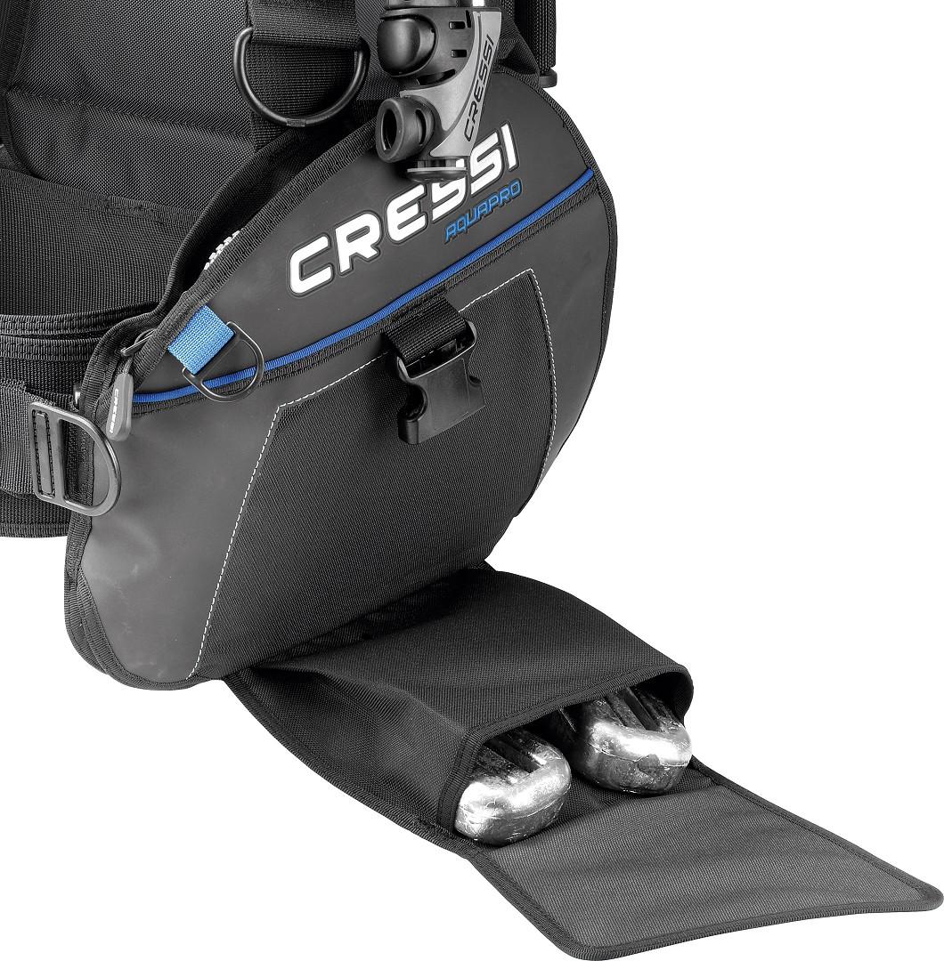 Cressi Aquapro 5 búvár mellény ( Jacket )