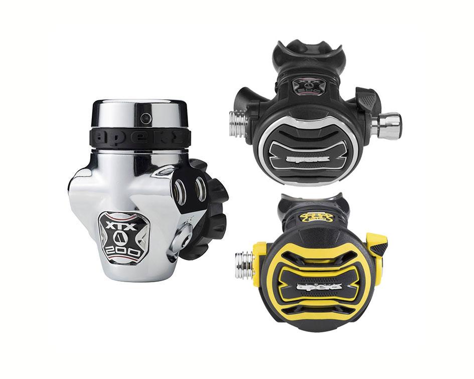 Apeks XTX 200 búvár légzőautomata