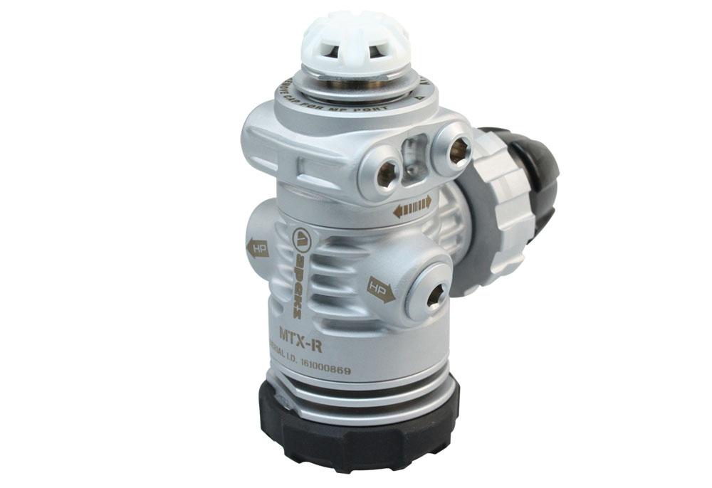 Apeks MTX-R búvár légzőautomata
