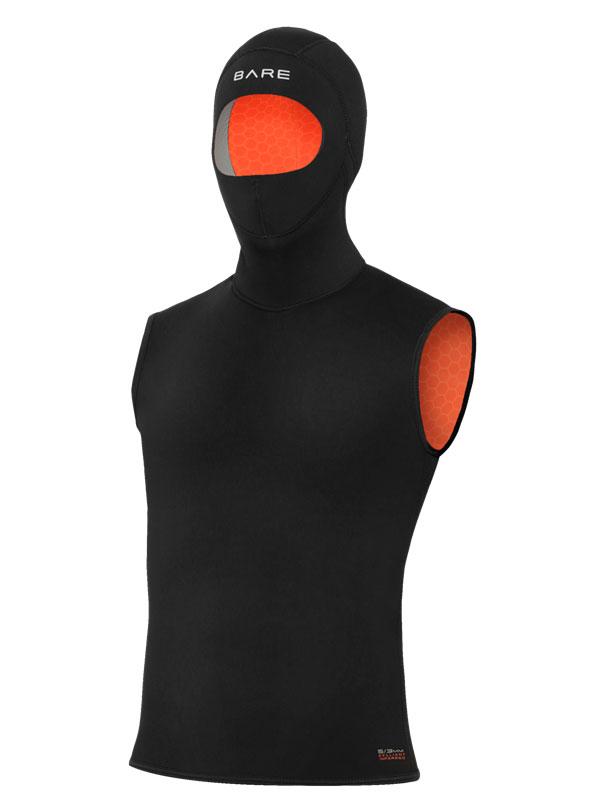 Bare Ultrawarmth csuklyás aláöltöző